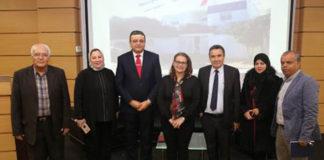 Partenariat entre École Centrale de Droit et de Sciences Politiques et l'Instance Nationale de Protection des Données Personnelles