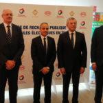 Total Tunisie borne de recharge électrique