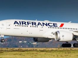 Air France rapatriement