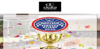 DELTA CUISINE Meilleur Service Client 2020