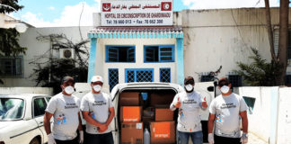 Orange Tunisie don équipements médicaux