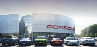 Réouverture du Porsche Centre Tunis