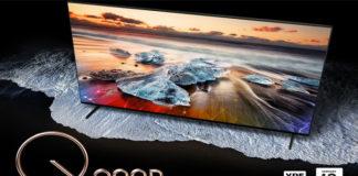 séminaire en ligne présention téléviseurs Samsung QLED 8K