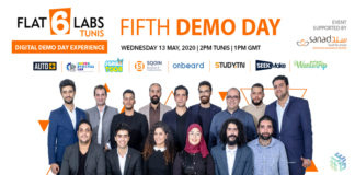 5ème Demo Day Flat6Labs Tunis