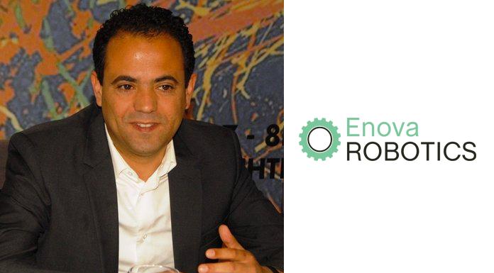 Anis Sahbani DG Enova Robotics