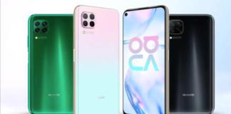 Huawei série nova