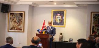 Mohamed Ali Toumi Ministre du Tourisme et de l'Artisanat