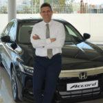 Sadri Aiech Directeur Général Honda Tunisie