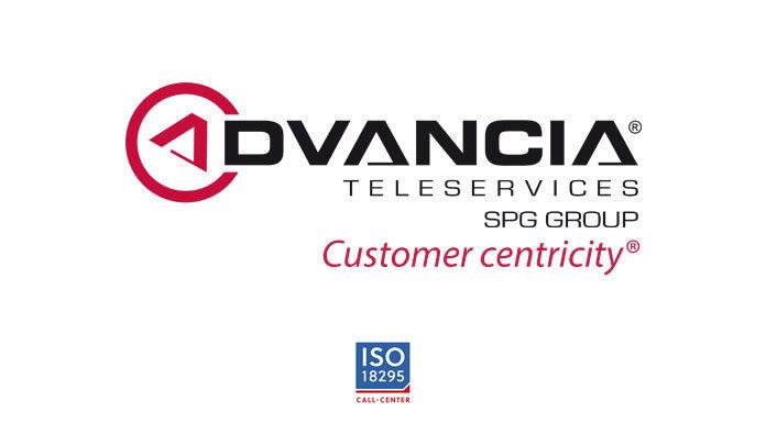 Advancia Téléservices certification ISO