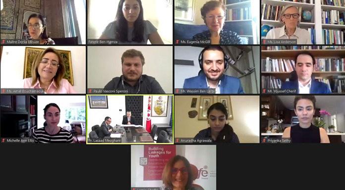 Fondation EFE-Tunisie Webinaire