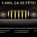 Italcar 5ème anniversaire Jeep