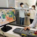 LG détecteur USB rayons X