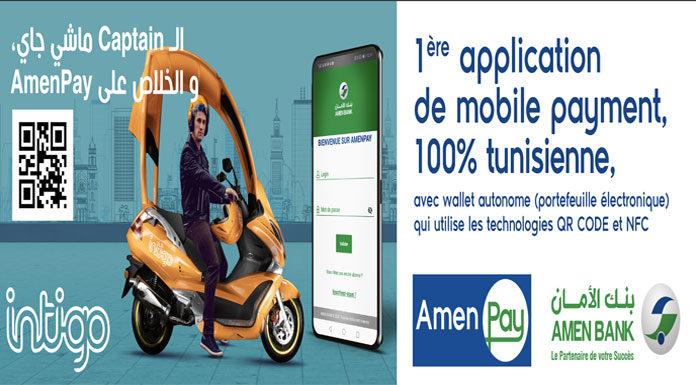 Partenariat AMEN BANK AmenPay et IntiGo