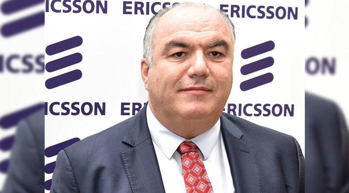 Slim Ghariani DG Ericsson Tunisie