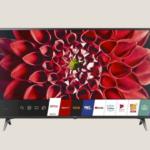 Smart TV LG de 139 cm
