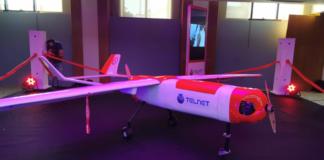 TELNET drone