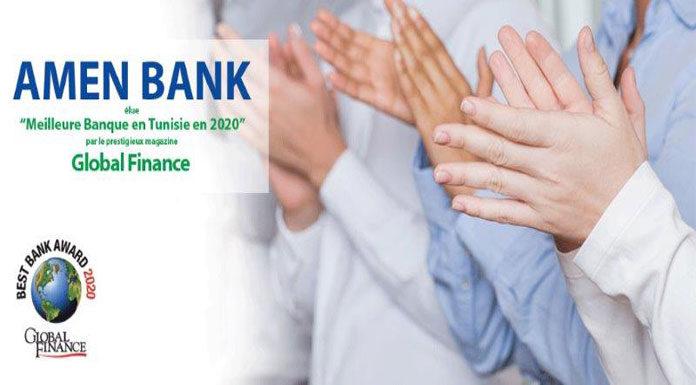 AMEN BANK Meilleure Banque 2020 Global Finance