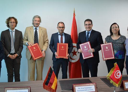Coopération financière tuniso–allemande
