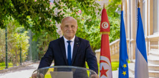 Discours Olivier Poivre d'Arvor Fête nationale française
