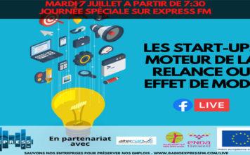 EXPRESS FM startups