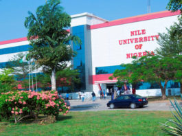 Nile University of Nigéria