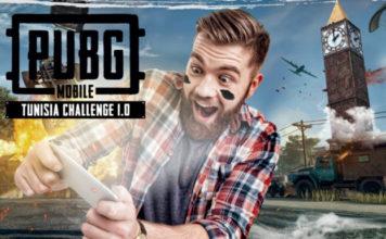 PUBG Mobile Tunisia Challenge