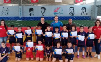 SMILE Handball Academy by Heykel Megannem