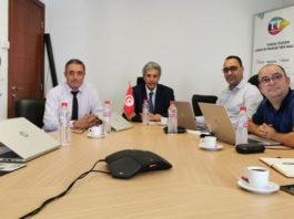 Tunisie Telecom, Huawei et Sichuan Telecom