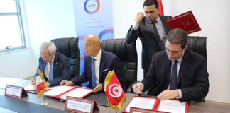 accords signés entre la Tunisie et la France