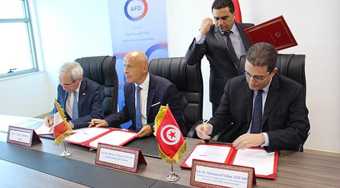 accords signés entre la Tunisie et la France
