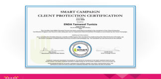 certification Smart Campaign Enda Tamweel