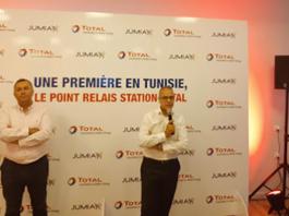 partenariat entre total tunisie et Jumia Tunisie