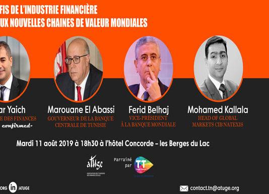 Conférence annuelle du club finance de l'ATUGE