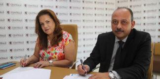 Partenariat Université Centrale et Tunisie TradeNet