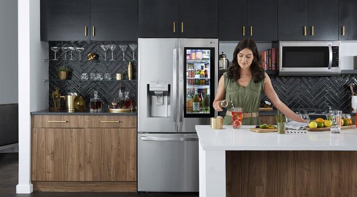 réfrigérateurs stars de LG