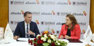 Al Baraka Bank et l'Université Centrale