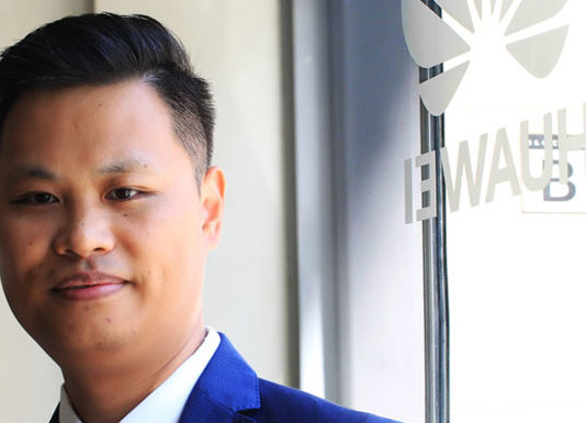 Denghao-Davin-directeur-de-Huawei-Enterprise-Business-Group-Tunisie