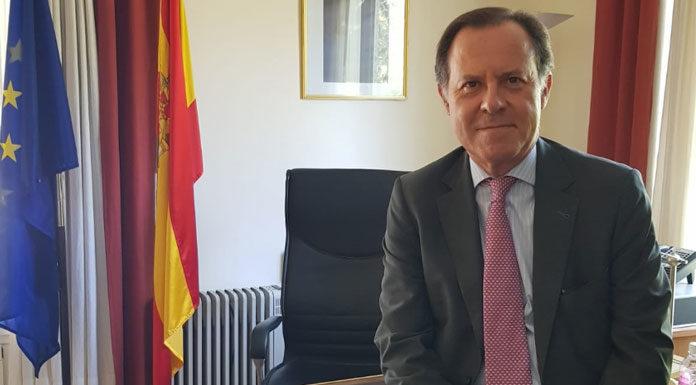 Guillermo Ardizone Garcia Ambassadeur d'Espagne en Tunisie