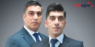 Ihab et Minyar Mansour les fondateurs de Merkado.tn