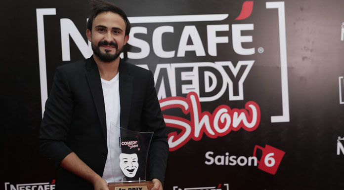 Mohamed Baraketi Gagnant Nescafé Comedy Show saison 6.jpg