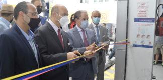 Peugeot, Opel et Eurorepar Car Service à la station-services Shell El Hadika