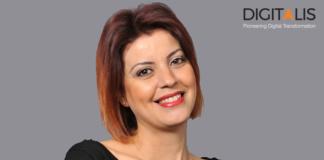 Sarah Hanachi CEO Digitalis