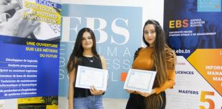 Université EBS formations gratuites