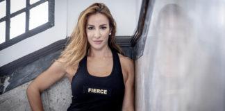 Fatma Ben Soltane Founder & CEO FIERCE Sportswear
