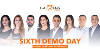 Flat6labs 6ème Demo Day