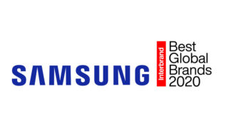 Samsung Electronics Interbrand 2020