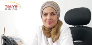 Elyssa Msadaa Directrice de la BU Conseil et Co-fondatrice de Talys