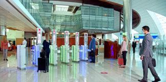 Emirates aéroport Dubaï