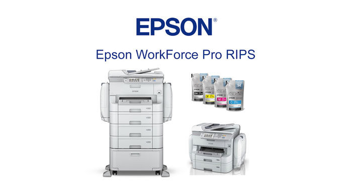 Epson WorkForce Pro RIPS