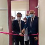 Projet de l'Installation de l'Equipement de Dépistage du Cancer du Sein